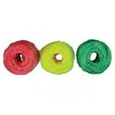 Шпагат полипропилен. цветной 60м (1 шт)