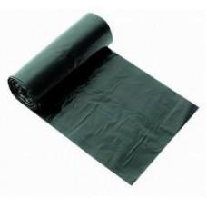 Пакеты для мусора 60л, 20шт серые (1 упак)