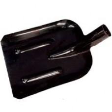 Лопата совковая с ребром жесткости (Ревякино) (1 шт)