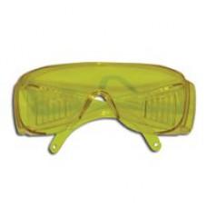 Очки с дужками (желтые) (1 шт)